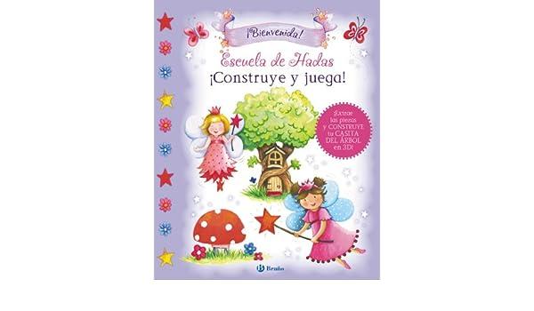 Escuela de Hadas / Fairy School: ¡construye Y Juega! (Spanish Edition): Mel Plehov, Gail Yerril: 9788421678190: Amazon.com: Books