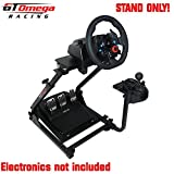 GT Omega Steering Wheel stand suitable For Logitech G29 Driving Force Racing Wheel and Shifter