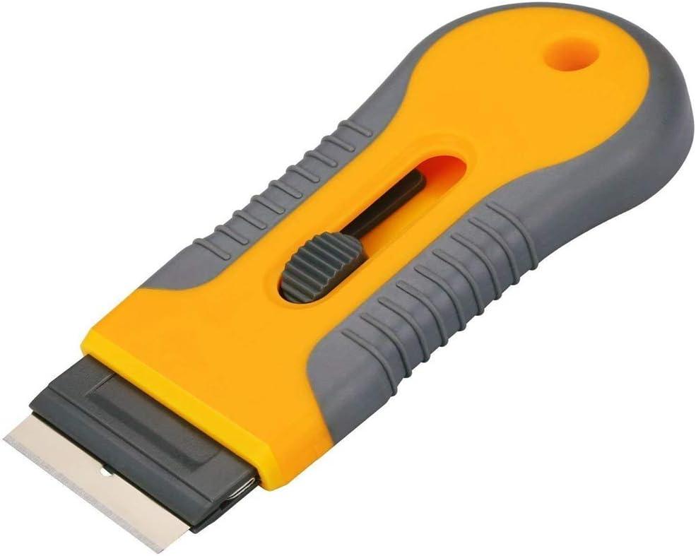 Werse Uv Oca Pegamento De Vidrio Adhesivo Quitar Pegamento Cuchillo Cuchillo Cuchillas De Afeitar Retráctiles Removedor De Pegamento Raspador