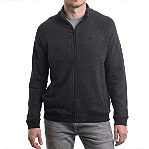 Tesla Men's Somerset Jacket (2 color options) (M, Charcoal)