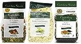 Canterbury Naturals Savory Soup Mix Sampler Pack 6-Pack (2 Jambalaya/ 2 Pot Corn Chowder/ 2 Black Bean)