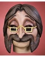 Harold The Hippie Half Mask