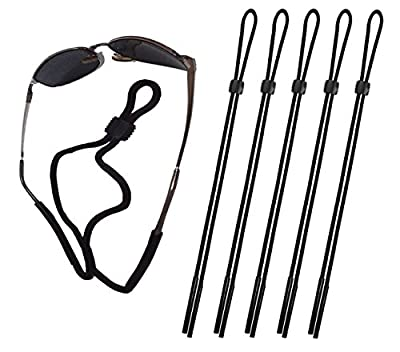 Attmu Sports Sunglass Holder Strap, Safety Glasses Eyeglasses Neck Cord String Eyewear Retainer Strap
