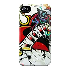 New Premium Loveholiday Love Hearts Skin Case Cover Excellent Fitted For Iphone 4/4s