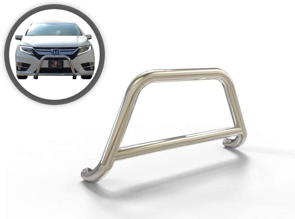 Vanguard VGUBG-0527-1387SS Stainless Steel Classic Sport Bar Fits 18-20 Honda Odyssey