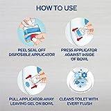 Lysol Click Gel Automatic Toilet Bowl