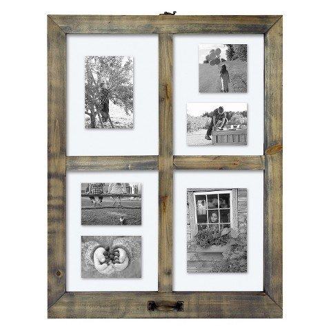 "Thresholdâ""¢ 4 Opening Windowpane Collage"