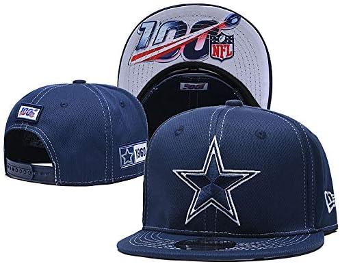 Dallas Cowboys JS Auto NFL Adjustable Baseball Hat Mens Sports Cap