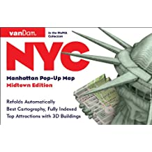 NYC Pop-Up Map by Vandam