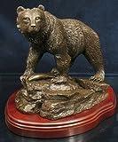 Ballantynes of Walkerburn North American Grizzly Bear - Bronze Finish
