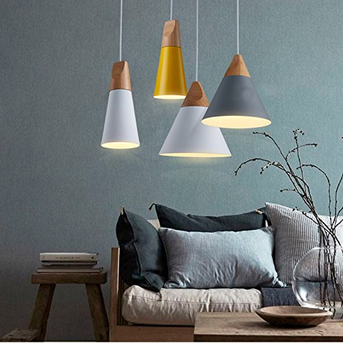 CALISTOUK Ceiling Pendant Lights Lamp E27 Hanging Lamp