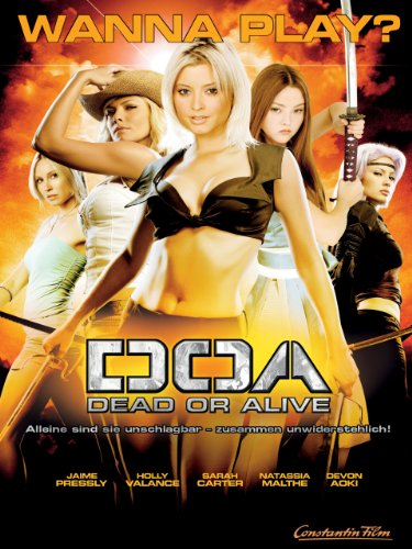 DOA - Dead or Alive Film