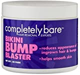 completely bare Bikini Bump Blaster Pads For Ingrown Hairs 50 ea (Pack of 3) For Sale