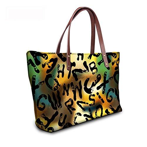 Women Bags FancyPrint Purse Bags C8wc4162al Wallets Foldable School Fashion wpqq6XSR