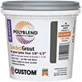 CUSTOM BLDG PRODUCTS PBG091-4 Natural Sanded Grout