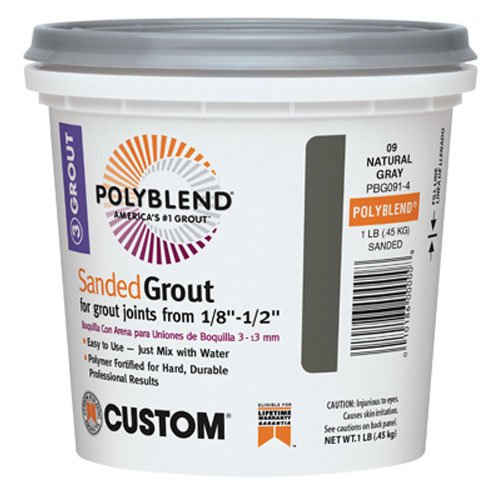 Gray Grout - 8