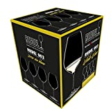 Riedel 00 Collection 002 White Wine Glasses, Set of