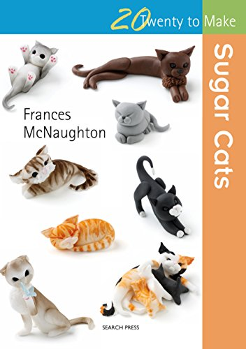 Sugar Cats (Twenty to Make) -