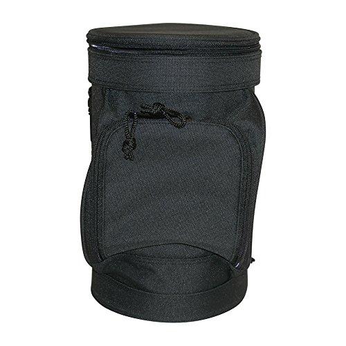 Le Tube Humidor Multi Purpose Sports Caddy Bag BLACK Travel holder case USA