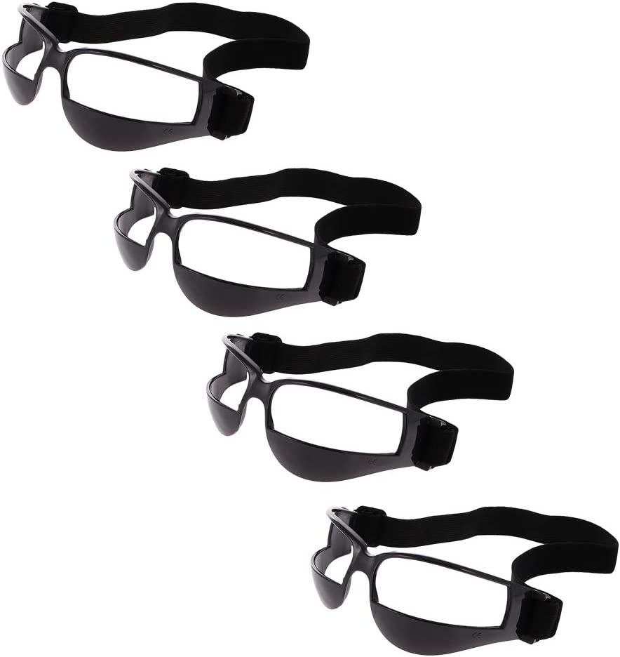 12 Pack Lunettes de basketball Dribble Dribbling Specs Training Equipment