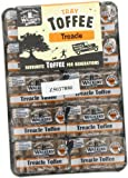 Walkers Treacle Toffee, 3.5-Ounce Packages (Pack of 10)