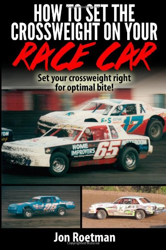 How To Set The Crossweight In Your Race Car for sale  Delivered anywhere in Canada