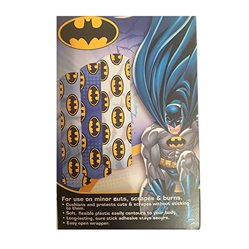 40ct Batman Adhesive Bandages! DC Comics