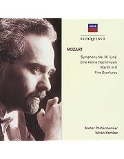 MOZART: Symphony No. 36, Eine kleine Nachtmusik, 5 Overtures