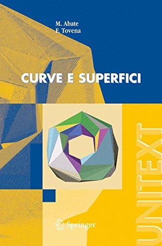 Curve e superfici (UNITEXT) (Italian Edition)