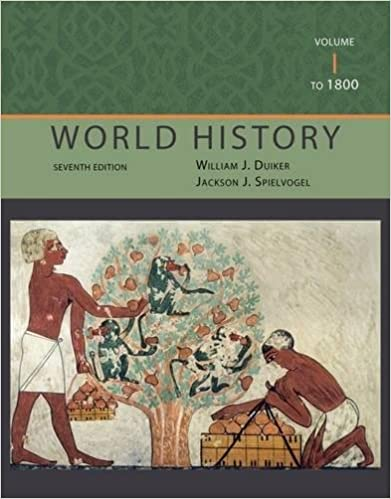 Amazon world history volume i to 1800 9781111831660 world history volume i to 1800 7th edition fandeluxe Images