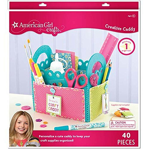American Girl Crafts - Creative Caddy by E.K. Success Ltd. (Creative Caddy)