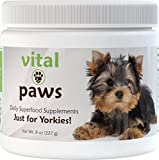 Vital Paws - Just for Yorkies! Daily Superfood Supplement Biscuits (Dog Multivitamins)
