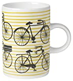 bicycle coffee mug - Danica Studio Tall Mug, Bicicletta