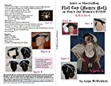 Men's and Women's Tudor & Elizabethan Flat Caps Pattern