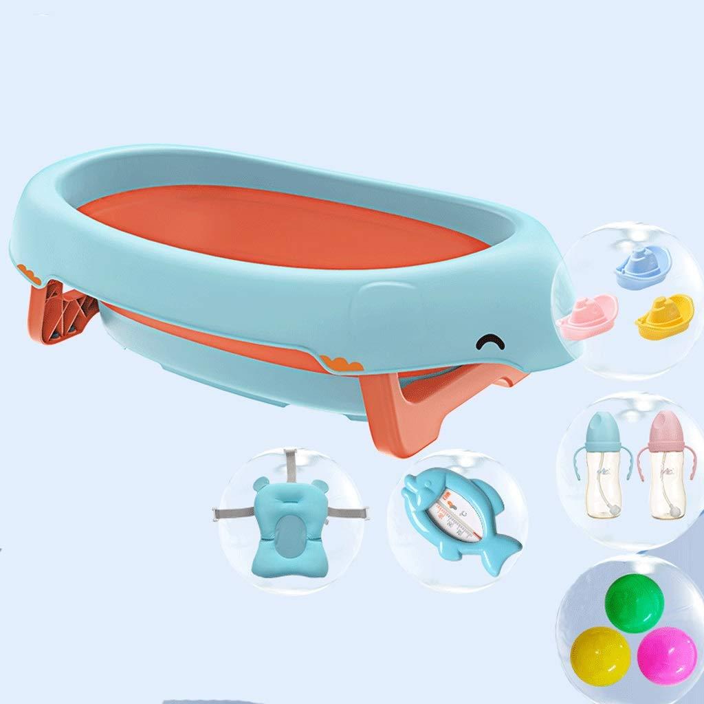 幼児への新生児段階のための折りたたみ赤ん坊の浴槽 (Color : A2)  A2 B07TDLKYBG
