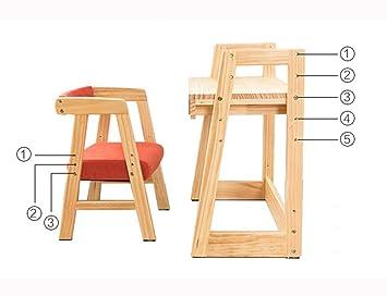 Hwf Tisch Und Stuhl Kombination Kinder Schreibtisch Studie Tabellen