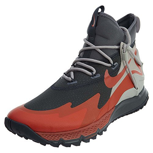 Nike Mens Terra Sertig ACG Boots Anthracite/Dragon Red-Cobblestone  916830-003 Size 10