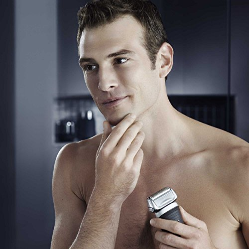 Braun Series 7 790cc Men's Electric Foil Shaver / Electric Razor, with Clean & Charge Station, Cordless by Braun (Image #9)