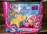 """Toy Teck Teacup Piglets Mommy and Piglets Bedtime Set """" Colors may vary"""""""