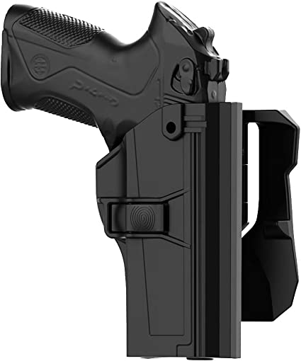 Tactical Outside Waistband Holster with 360/°Adjustable Cant OWB Carry RH Beretta PX4 Storm Paddle Holster Fits Beretta PX4 Storm Full Size