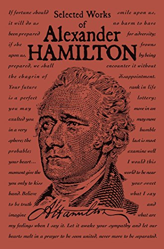 Selected Works of Alexander Hamilton (Word Cloud Classics)