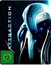Attraction - Limited SteelBook inkl. 3D- & 2D-Version (Blu-Ray) [Limited Edition]