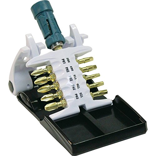 Makita B-31893 Ultra Magnetic Driver Bit Set, 21-Piece (Set Impact Makita Drill Driver)