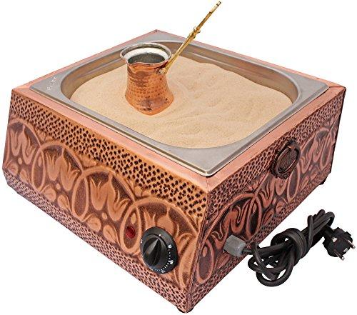 Turkish Sand Coffee, Copper Sand Brewer Machine, Turkish Coffee Machine, Coffee on Sand, Copper Pot, Turkish Coffee Pot