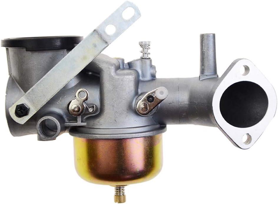 GOOFIT Carburant Remplacement pour moteur Briggs /& Stratton 491031 490499 491026 281707 12HP