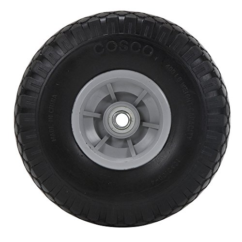 cosco-10-inch-flat-free-replacement-wheel-for-hand-trucks-2-pack