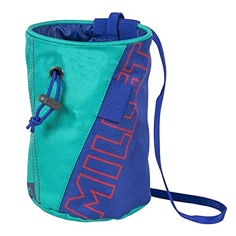 Millet Chalk Bag Bolsa estanca, 30 cm, Dynasty Green/Purple Blue