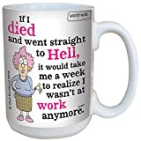Best CloseoutZone Auntie Coffee Mugs - Sassy Aunty Acid Work Is Like Hell Coffee Review