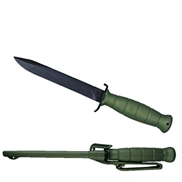 Glock - Cuchillo con hoja simple, color verde: Amazon.es ...