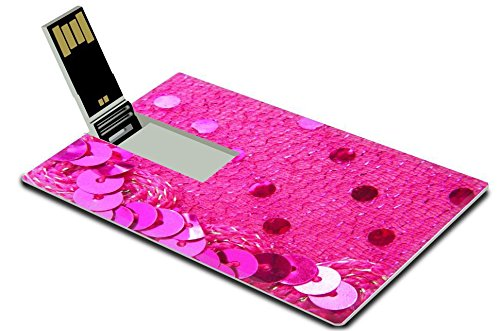[Luxlady 32GB USB Flash Drive 2.0 Memory Stick Credit Card Size sparkle sequins glitter texture IMAGE 25872534] (Costume Design Software Free Mac)